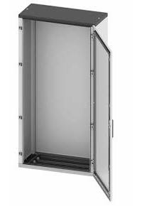 Сборной металлический шкаф напольный
