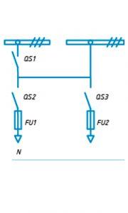 Шкафы ЩО-90 схема №20
