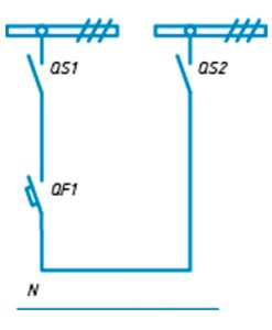 Шкафы ЩО-90 схема №22