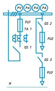 Шкаф ЩО-90 схема №4