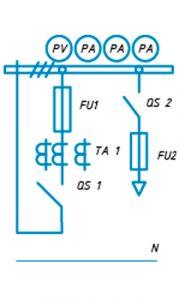 Шкаф ЩО-90 схема №6